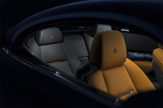 Rolls-Royce Wraith Luminary Collection
