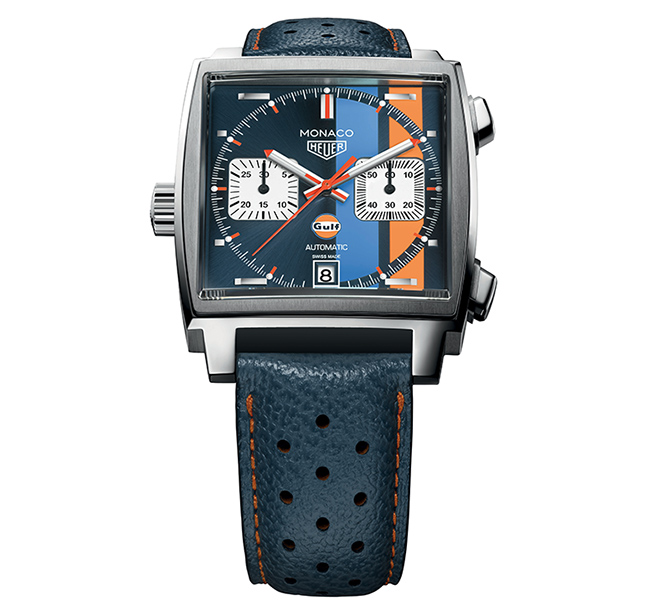 TAG Heuer Edition Spéciale Gulf