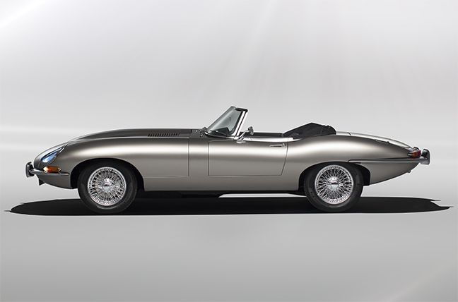 Jaguar Type-E Zero