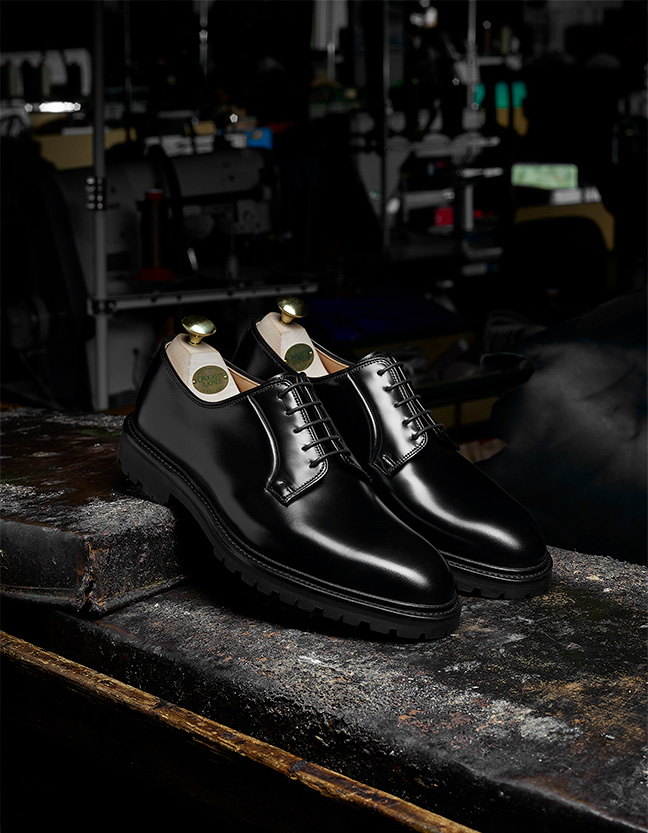Crockett & Jones The Black Editions