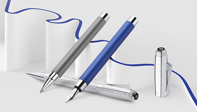 Graf von Faber-Castell for Bentley