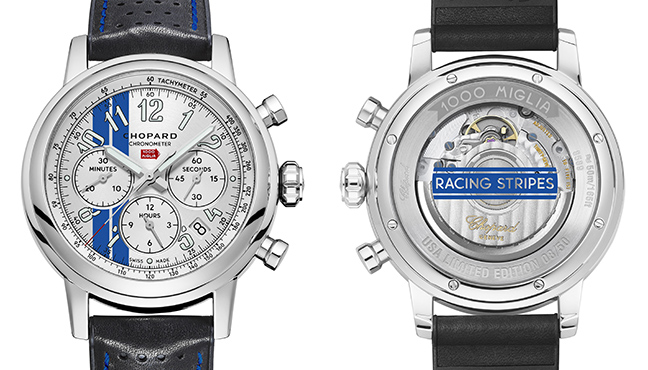 Mille Miglia Classic Chronograph Racing Stripes Edition