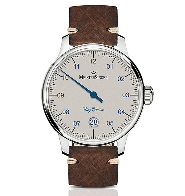 MeisterSinger City Edition 2018 Paris