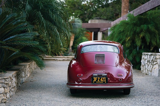 Porsche 356 Split-Window 1951