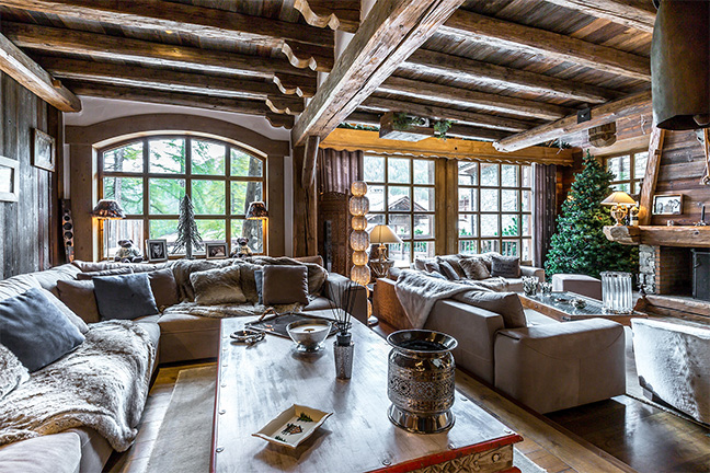 Chalet Grand Yeti - Val d'Isère