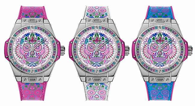 Hublot Big Bang One Click Calavera Catrina