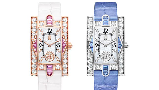 Harry Winston Avenue Classic Aurora