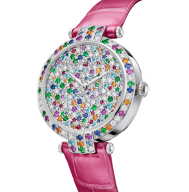Premier Winston Candy Automatic 31 mm