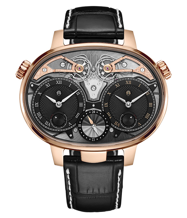 Armin Strom Masterpiece Dual Time Resonance