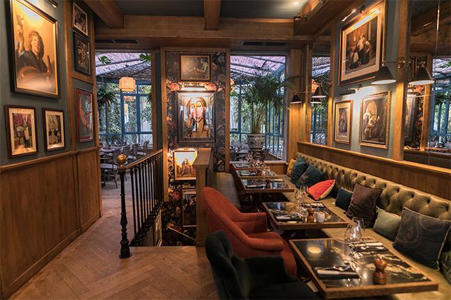 Bars à vins Écluse - Paris