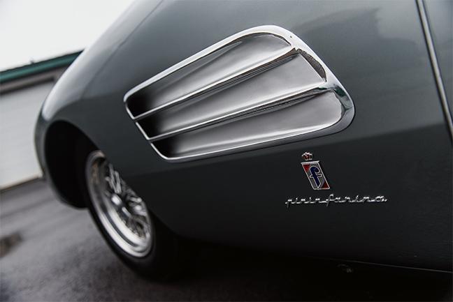 Ferrari 250 GT Coupé Spéciale