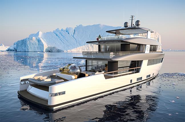 Rosetti Superyachts