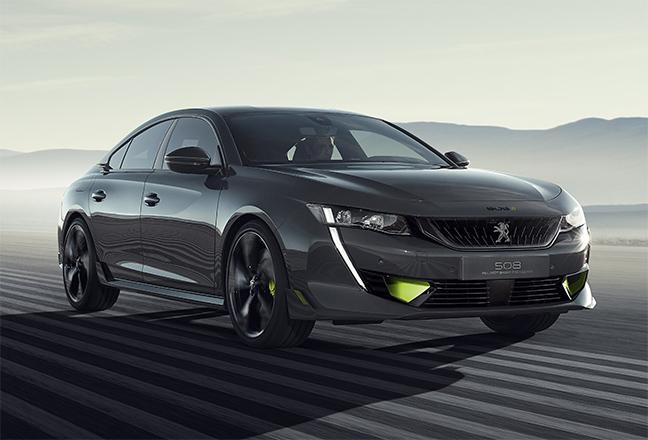 Concept 508 Peugeot Sport Engineered