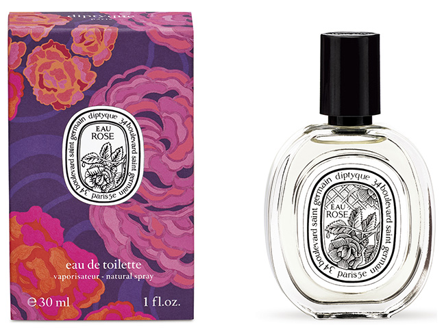 diptyque collection Roses