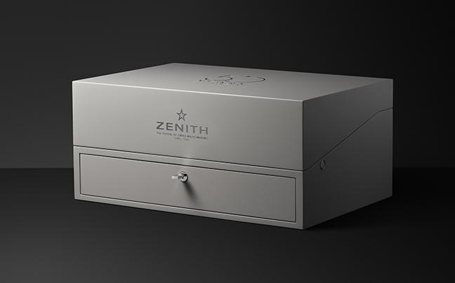 Zenith El Primero - Coffret 50 ans