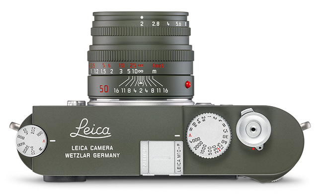 Leica M 10-P édition Safari