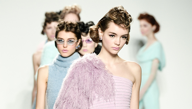 Tigi Copyright Care - Mark Fast SS2019 London