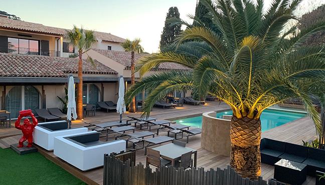 Villa Cosy Hôtel & Spa