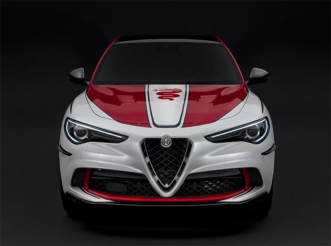 Giulia et Stelvio Quadrifoglio Alfa Romeo Racing
