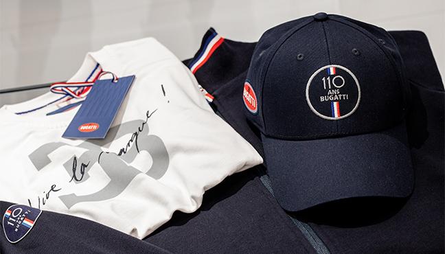 Collection 110 ans Bugatti