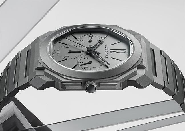 Bvlgari Octo Finissimo Chronographe GMT Automatique