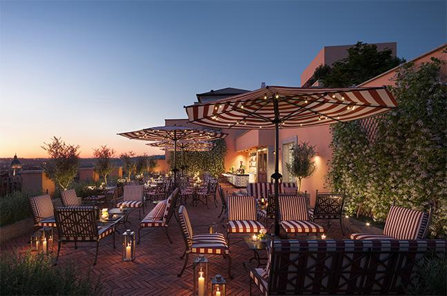 Hotel de la Ville - Rome