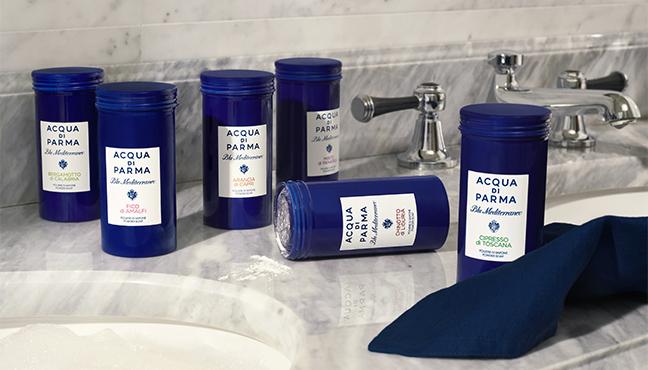 Poudres de Savon Acqua di Parma Blu Mediterraneo