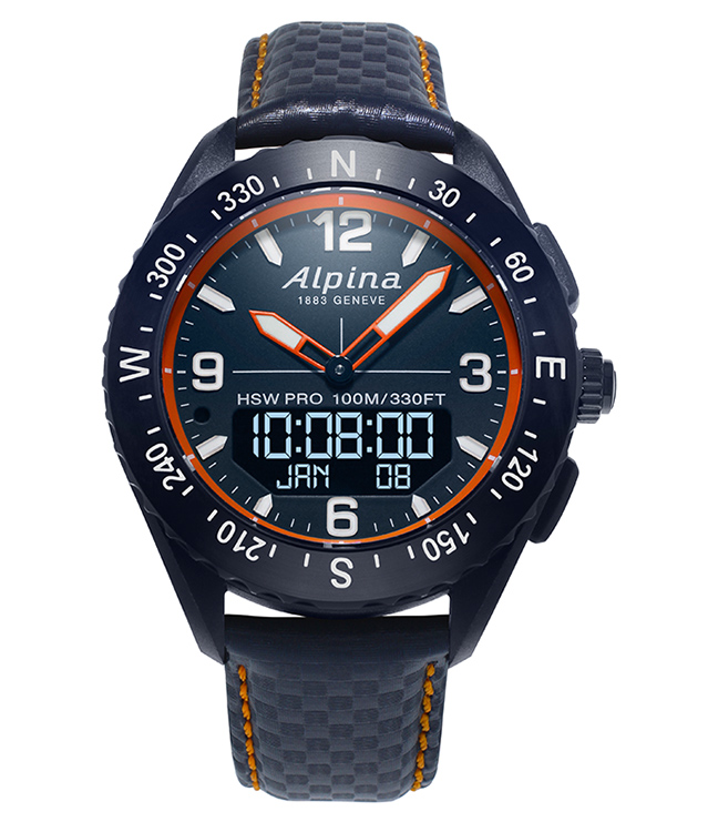 AlpinerX Outdoors Smartwatch 2019
