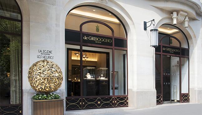 de Grisogono - Paris