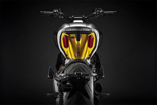 Ducati Diavel 1260 S par Materico
