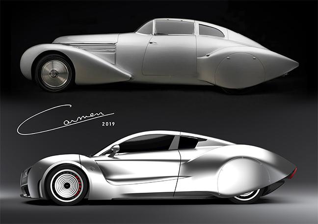 Hispano Suiza Carmen