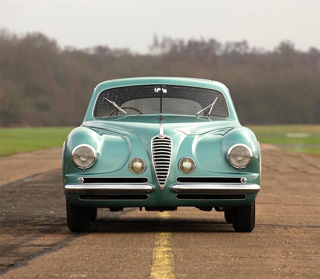 Alfa Romeo 6C 2500 Super Sport by Touring