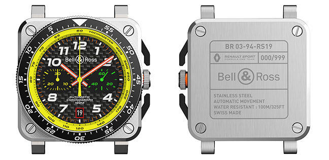 Bell & Ross R.S.19 Chronographs Limited Editions