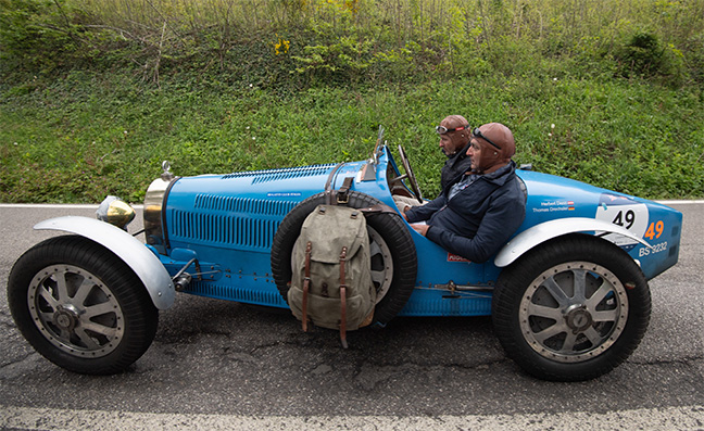 Bugatti - Mille Miglia 2019
