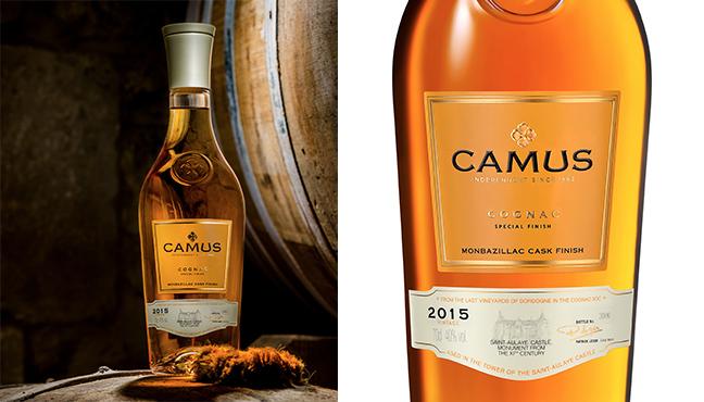 Cognac Camus - Monbazillac Cask Finish