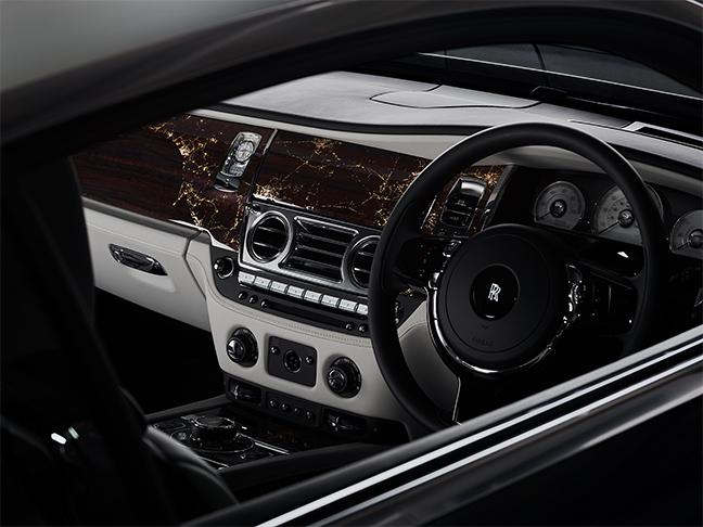 Rolls-Royce Wraith Eagle VIII