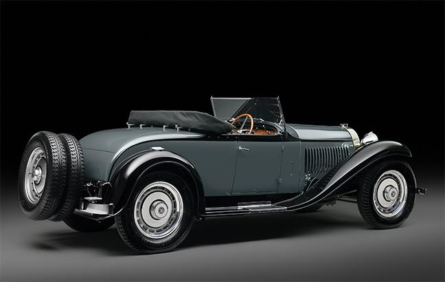 Bugatti Type 50 Roadster
