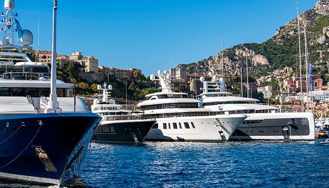 Ulysse Nardin - Monaco Yacht Show