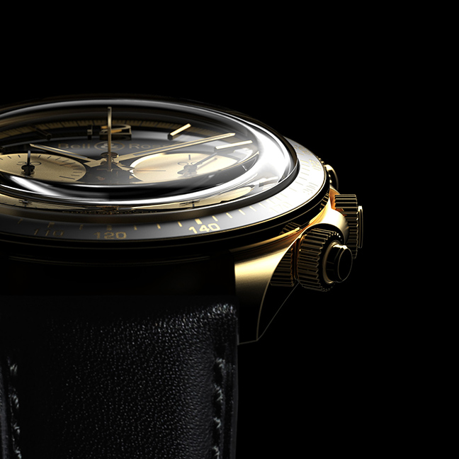 Bell & Ross Bellytanker Bronze