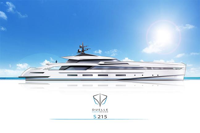 Duelle Yacht Design M/Y Gladius