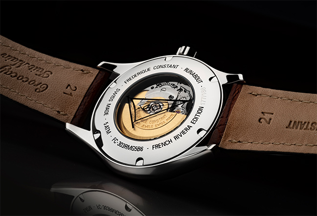 Frédérique Constant Runabout French Riviera Edition