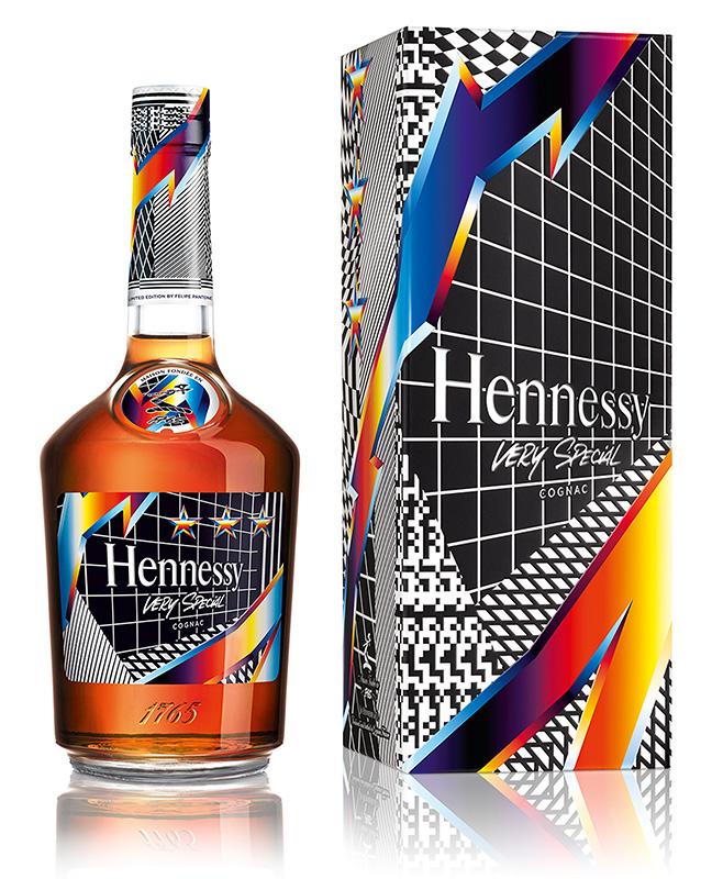 Felipe Pantone Hennessy Very Special