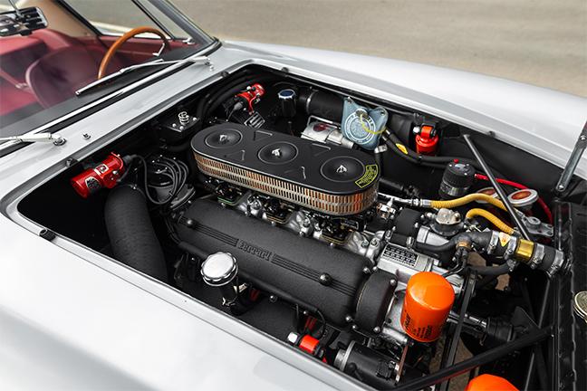 Ferrari 250 GT SWB Berlinetta 1962