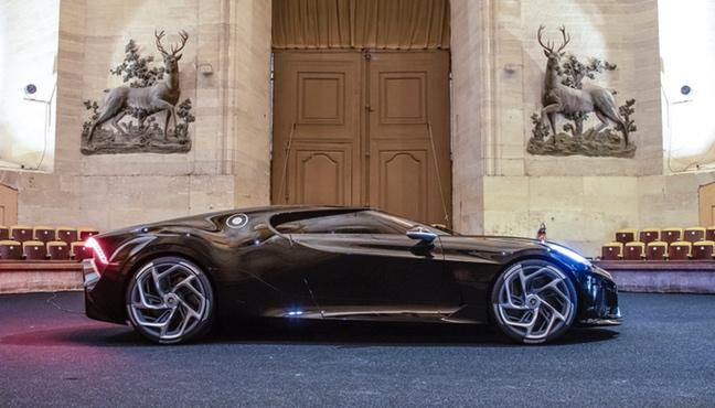 Bugatti - Chantilly Art et Élégance