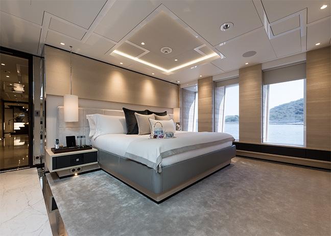 Alia Yachts M/Y Samurai