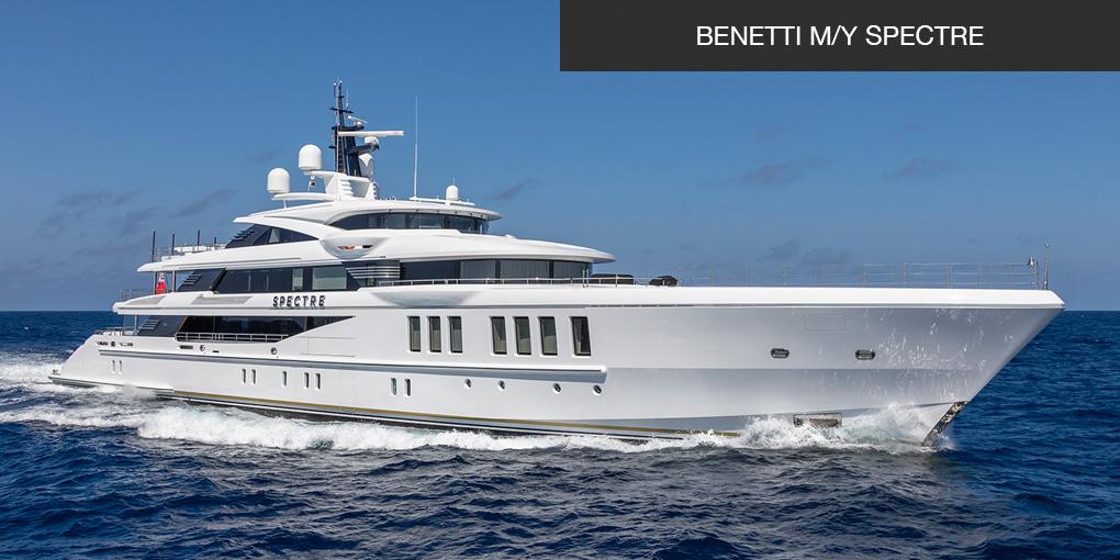 Benetti M/Y Spectre