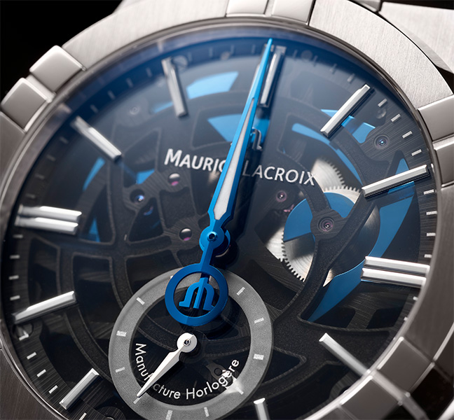 Maurice Lacroix Aikon Mercury x Only Watch 2019
