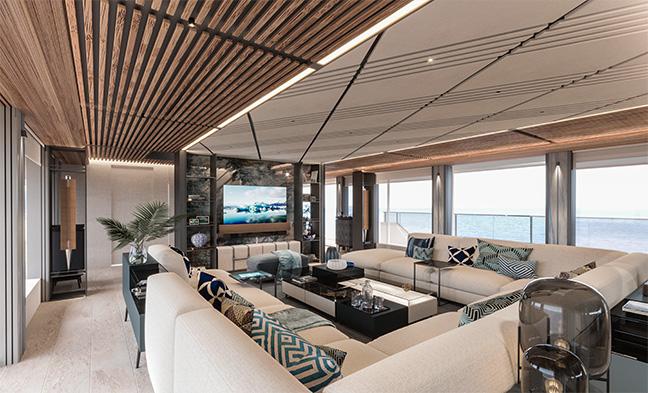Alia Yachts - Al Wabb II