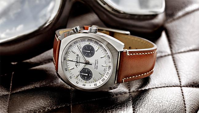 Alpina Startimer Pilot Heritage Chronographe