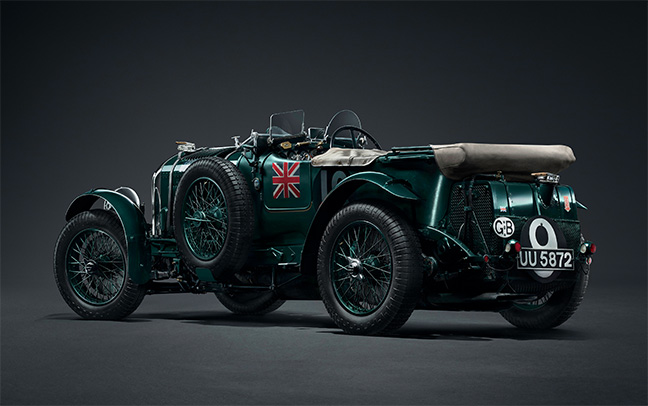 Bentley Team Blower 1929